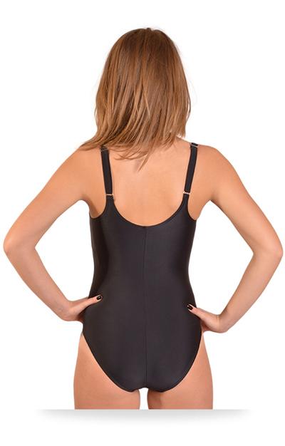 spin einteiliger damen badeanzug schwimmanzug badekost m 720. Black Bedroom Furniture Sets. Home Design Ideas